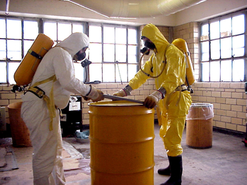 OSHA Hazwoper Training Greenville SC